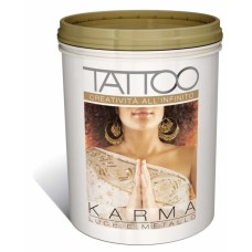 PITTURA DECORATIVA TATTOO KARMA - VIP J COLORS - 1 LT
