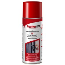 LUBRIFICANTE SPRAY MULTIFUNZIONE FISCHER FTC - F7 400ml