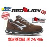 SCARPA ANTINFORTUNISTICA UPOWER REDLION TIKI S3 SRC PUNTA ALLUMINIO U-POWER