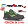 SCARPA ANTINFORTUNISTICA UPOWER REDLION YODA S3 SRC PUNTA ALLUMINIO U-POWER