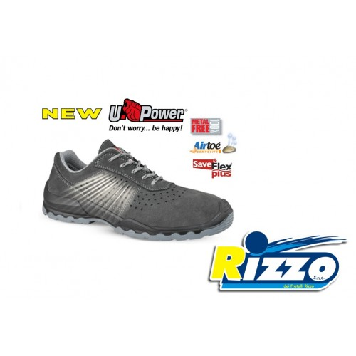 Fresh amp;roll Free Scarpa S1p Antinfortunistica Src Metal U Rock Upower Power 100 a6AAgnqI