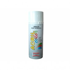 BOMBOLETTA ACRIL COLOR - AREXONS - ROSSO TRAFFICO RAL 3020 - 400ML